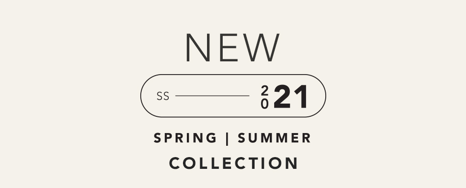 New 2021 Spring/Summer Trend Collection