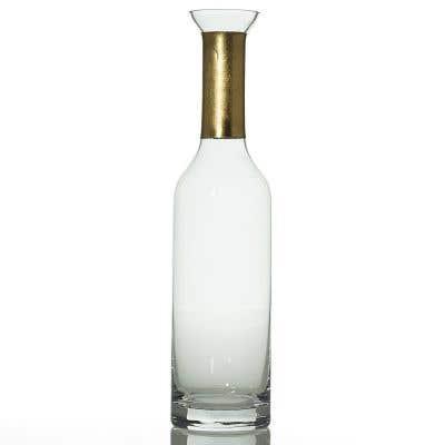 """Genie Bottle 4""""x 14.25"""" Gold"""