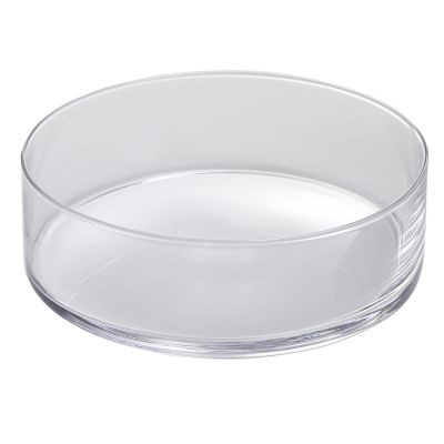 """Heritage Bowl 11""""x3"""" Clear"""
