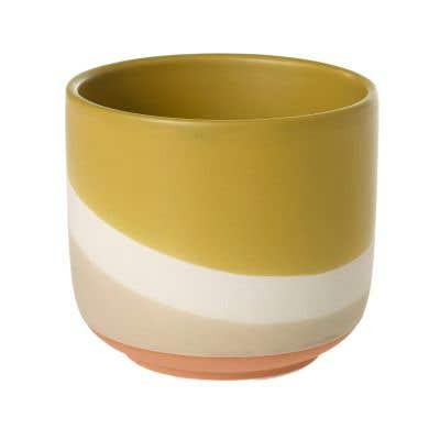 "Colorway Pot 4""x 3.5"""