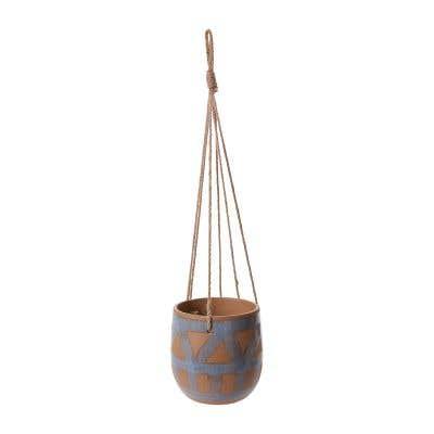 "Enola Hanging Pot 5""x 4.5""x 5"""