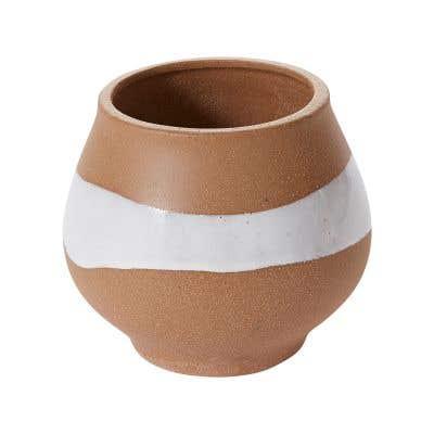 """Middleton Vase 6.5""""x 4.5""""x 5.75"""""""