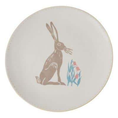"""Jackrabbit Dinner Plate 10"""""""