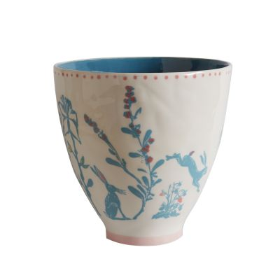 """Breeze Footed Bowl 8""""x 8"""""""