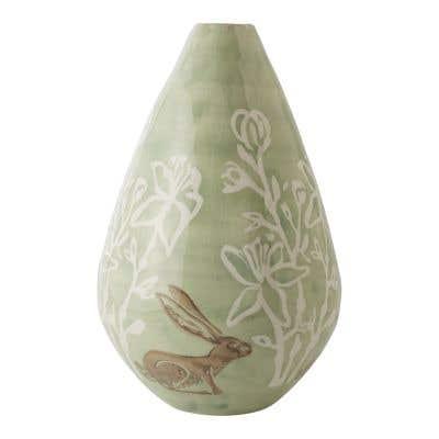 """Scamper Vase 8.5""""x 13"""""""