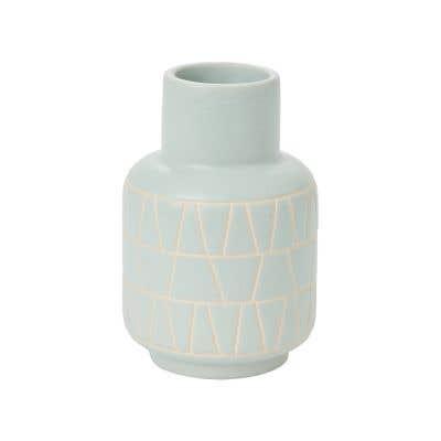 """Joyful Vase 4.75""""x 7"""""""
