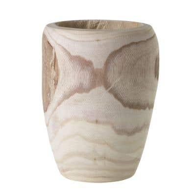 "Yucca Vase 6""-7.5""W x 9.5"""