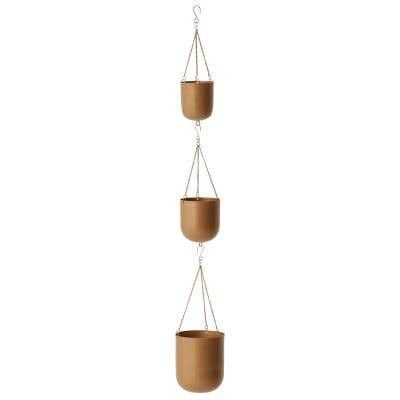 "Ajax Hanging Pot 6.25""x 17.5"""