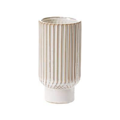 """Astor Vase 4.25""""x 4.5""""x 8"""""""
