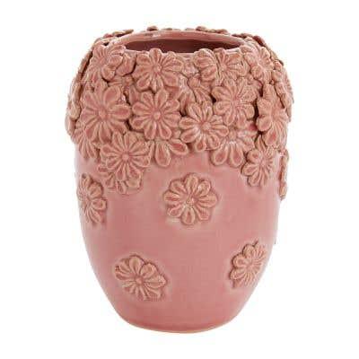 """Pansie Vase  4.75""""x6"""""""
