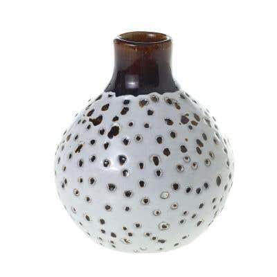 """Iman Vase 5.25""""x 6.25"""""""