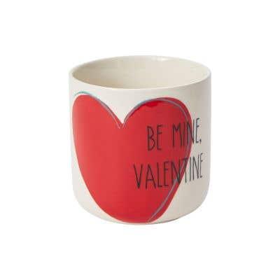 Be My Valentine Pot