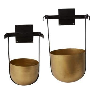 Benton Hanging Pot