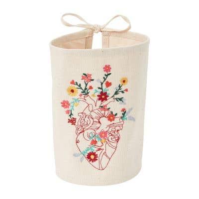 Blooming Heart Pot Wrap