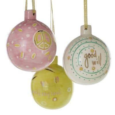 Christmas Spirit Ornament