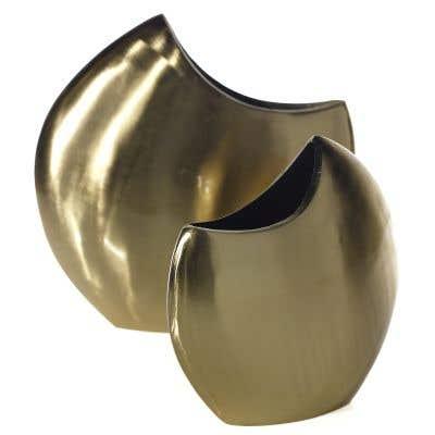 Crescent Vase