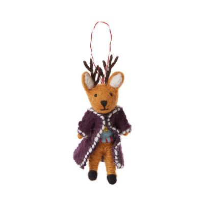 Dapper Don Ornament