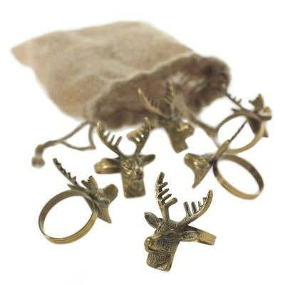 Deer Rings
