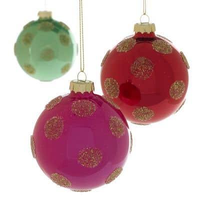 Dots Ornament
