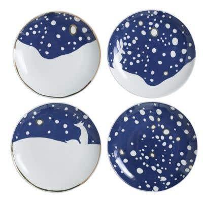 E+E Snowy Plates