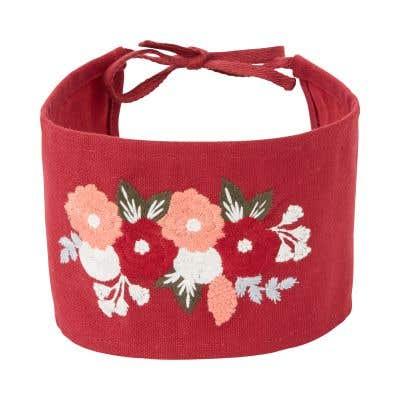 Floral Pot Wrap