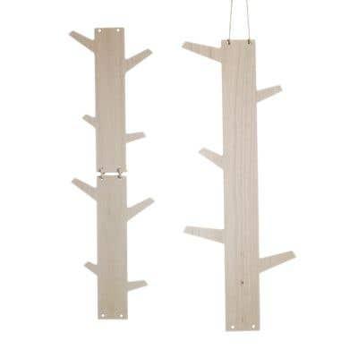 Hanging Wood Branch