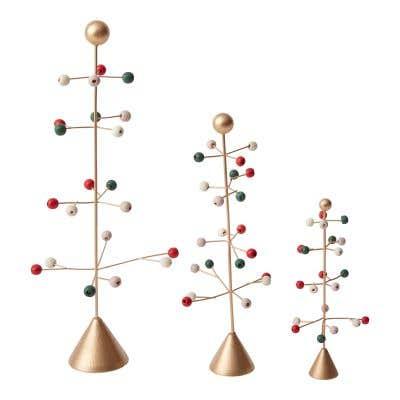 Holiday Bead Tree