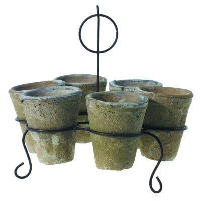 Rosebud Pot Holder
