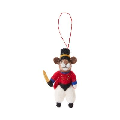Sir Squeakers Ornament