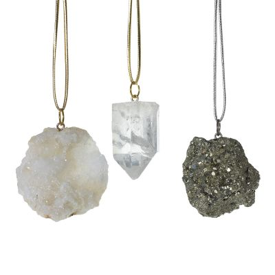 Stone Ornaments
