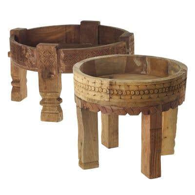 Tiki Art Table