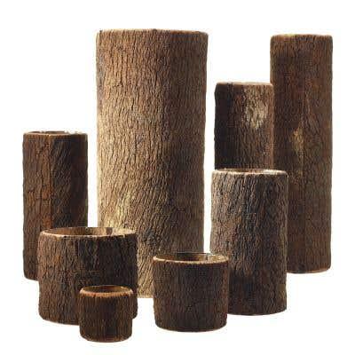 SALE Timber Vase