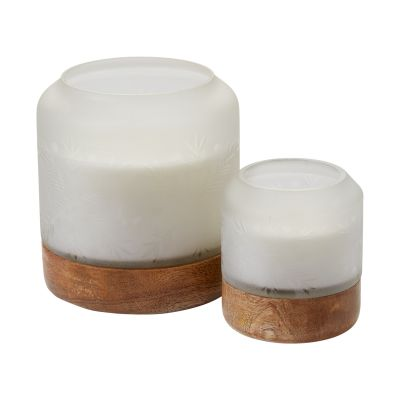 Winter Frost Candle