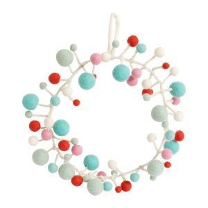 "Wumbus Wreath 15""x 1.5""x 14.75"""