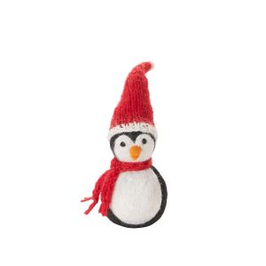 """Chilly Willy Ornament 2.5""""x 7.5"""""""