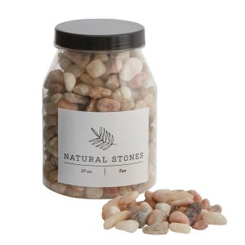 Natural Stones 37oz Tan