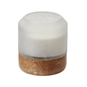 """Winter Frost Candle 4""""x 4.5"""""""