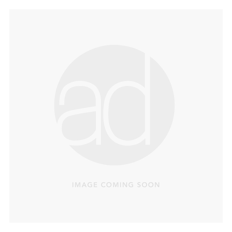 "Fat Pyramid Vase 4.4""x4"" Clear"