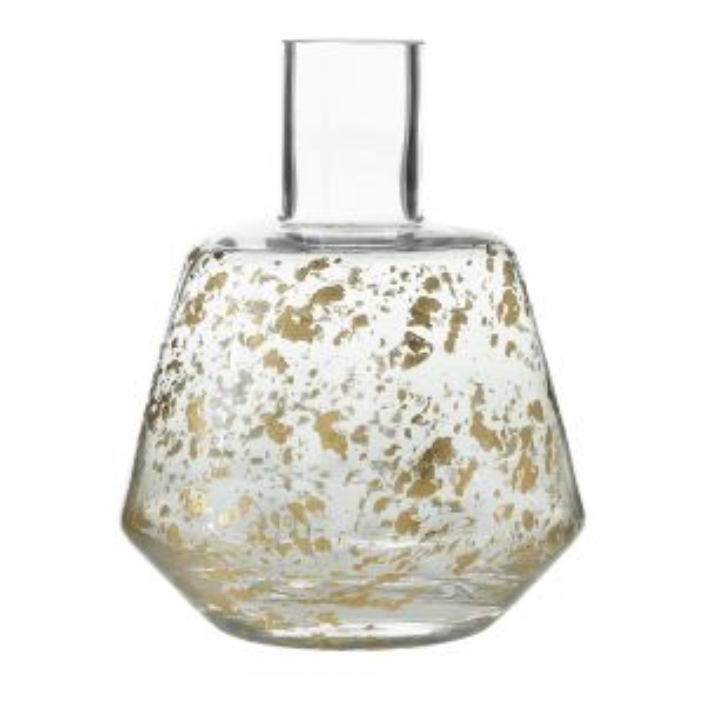 """Whit Vase 4""""x 5.25"""""""