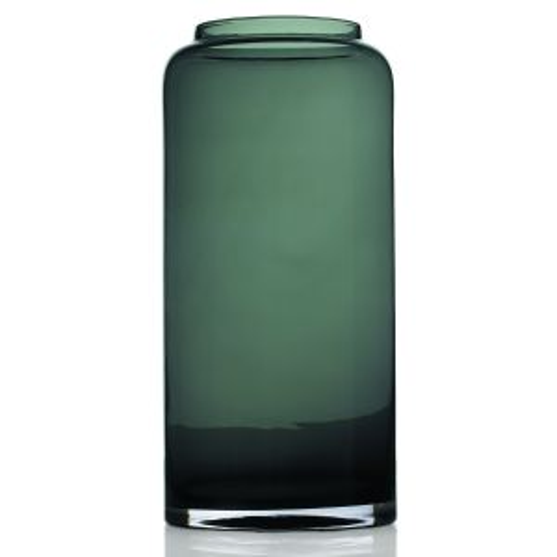 "Cortina Glass 7.5""x16"" Smoke"