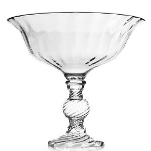 """Carol Compote 13.75""""x 16"""" Clear"""