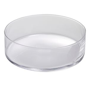 "Heritage Bowl 11""x3"" Clear"