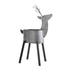 """Caribou Plant Stand21.5""""x12.5x36.5"""""""
