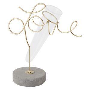 "Love in the Air Stand 8.25""x4""x9.5"""