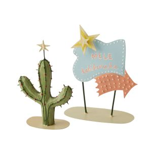 Desert Holiday Figurine