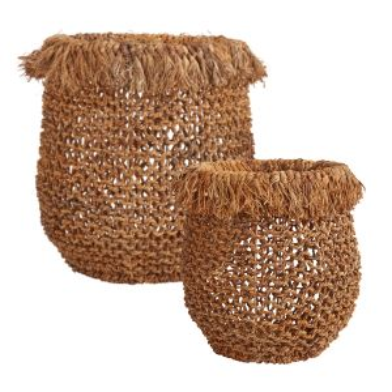 Palm Grove Basket