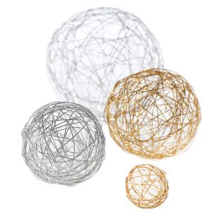 Wire Spheres