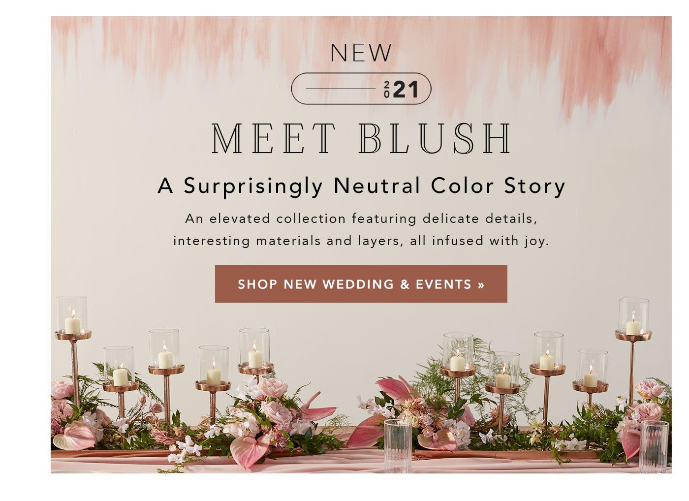 Shop New Wedding & Event »