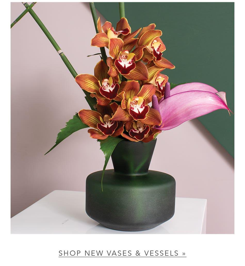 Shop New Vases & Vessel