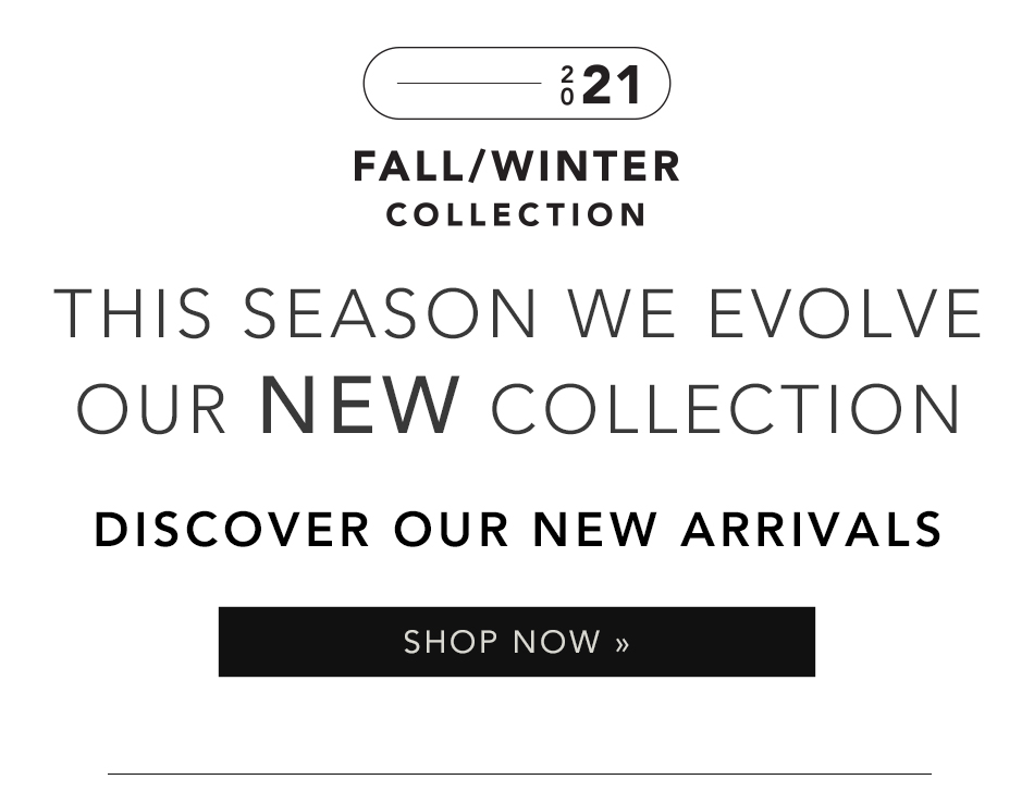 Discover Our New Arrivals Collection »